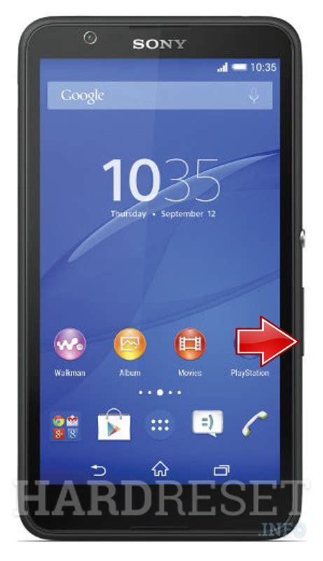 soft reset android xperia hard reset sony xperia e4 e2105 dk hard reset android phones