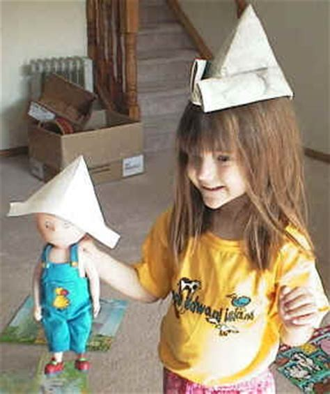 How To Fold A Sailor Hat Out Of Paper - newspaper sailor hats