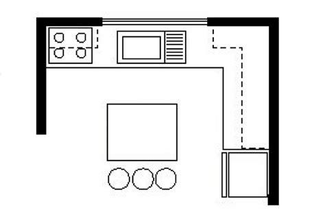basic physical layout of kitchen 6 basic kitchen layouts rl