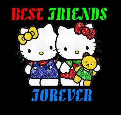 best friends forever hello kitty Comments, Myspace best