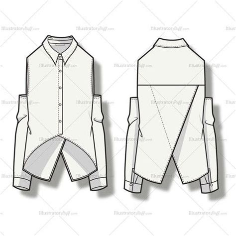 740 Best Technical Drawings Images On Pinterest Fashion Drawings Fashion Flats And Underwear Technical Flat Template