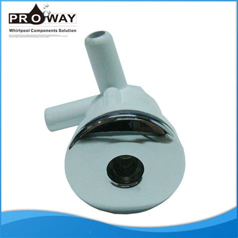 tub hydro nozzle flat thin cover bathtub back