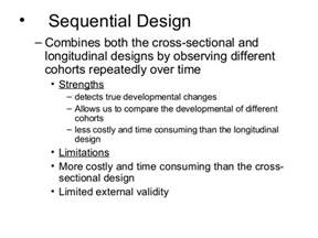 Longitudinal Cross Sectional And Sequential Designs by Shaffer Chapter 1 Introduction To Development Psychology