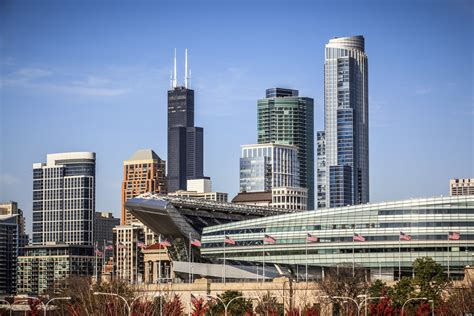 in color chicago chicago places to go for the best skyline photos huffpost