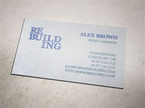 Indesign Business Card Template Uk by 30 Best 25 Construction Business Card Template Psd And