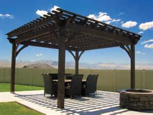 Wood Pergola Kits by Wood Pergola Kits Images