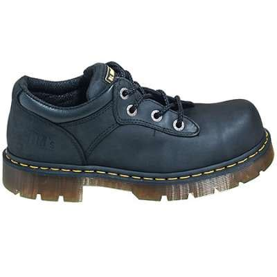 dr martens shoes s r14125001 black safety toe eh