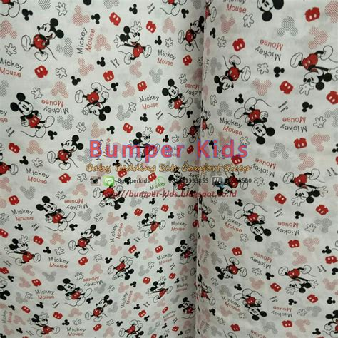 Spreibedcover Set Katun Jepang Garis Lines bumper bumper baby 03