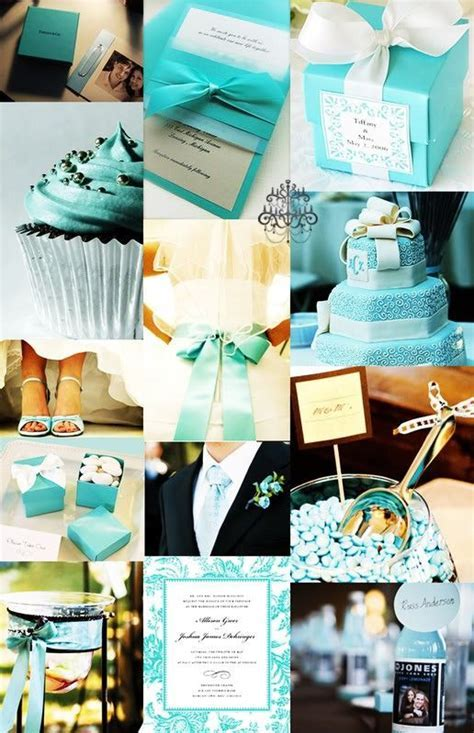 340 best images about Wedding   Blue   Tiffany Blue on