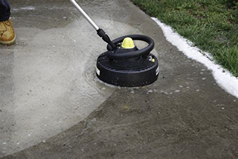 Best Karcher Pressure Washer For Patios Karcher T350 12 Inch Surface Cleaning For Gas Power