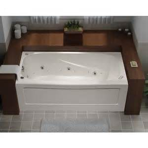 Jetted Tub Prices Mirolin Tuscon 60x32 Skirted Combination Whirlpool Jet Air
