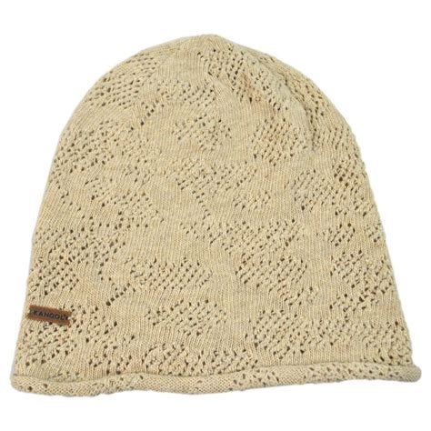 Comfort Knit by Kangol Comfort Knit Pull On Beanie Hat Beanies