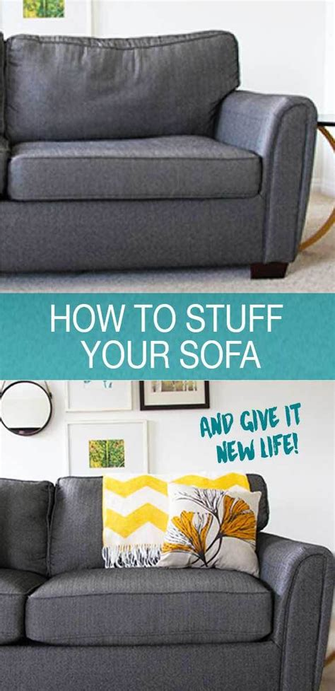 couch stuffing foam 25 best ideas about couch cushions on pinterest