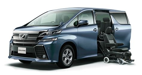 2015 toyota alphard and vellfire unveiled details