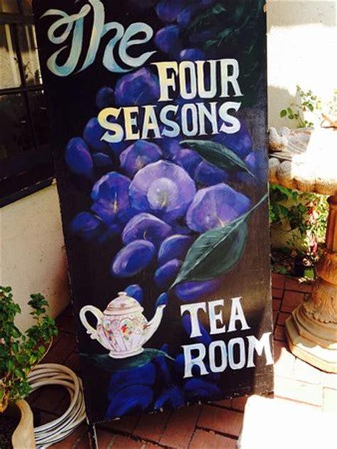 four seasons tea room s day menu foto di the four seasons tea room madre tripadvisor