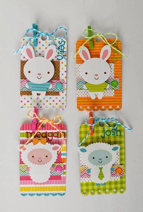 doodlebug easter parade doodlebug design inc easter parade basket id tags by