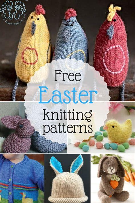 knitting pattern for easter free easter knitting patterns