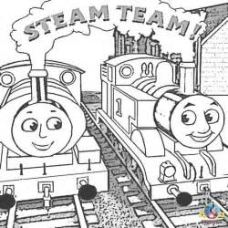 tank engine percy thomas train friends coloring pages free printables