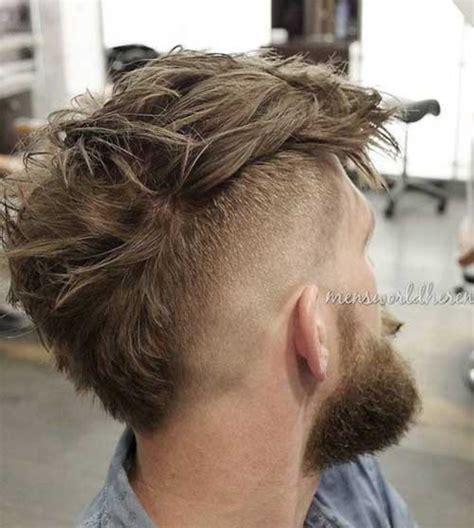 stylish mohawk hairstyles  men mens hairstyles