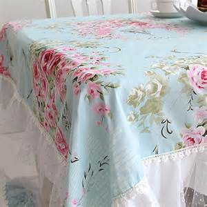Dining Room Table Runner shabby chic tablecloth
