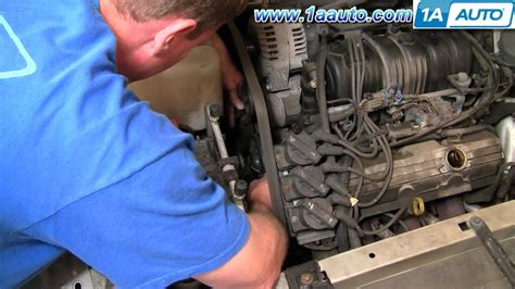 small engine repair training 2002 buick century engine control service manual how to replace engine in a 2003 buick park avenue how to replace motor mounts