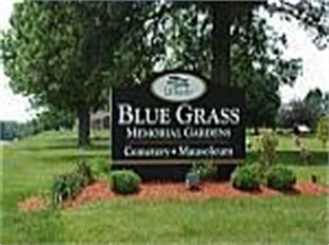 blue grass memorial gardens nicholasville ky