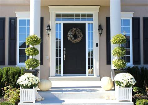 entrada de casas decoracion personaliza la entrada principal de tu hogar