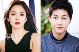Song hye kyo is impressed with her co star song joong ki drama