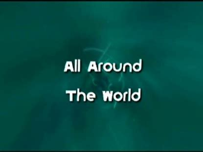 all around the house music video all around the world video worship song track with lyrics yancy worshiphouse media