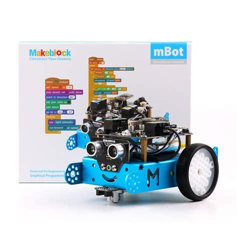 Drop Shipping Home Decor by Mbot Stem Educational Robot Kit Apollobox