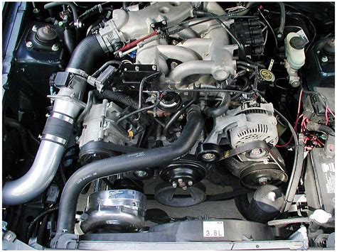 1999 camaro v6 engine procharger mustang stage ii intercooled supercharger