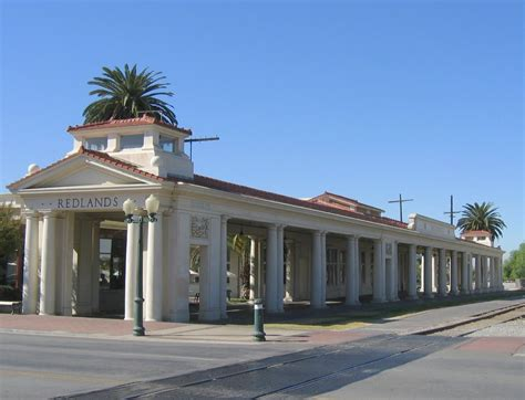 redlands santa fe depot district wikiwand
