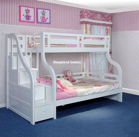 bunk beds images 12 best images about triple sleeper bunks on pinterest