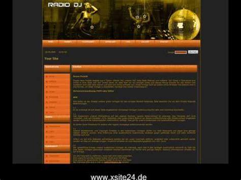 profi webseiten designs homepage vorlagen