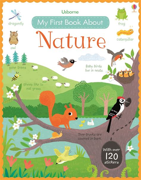 nature books my book about nature at usborne children s books