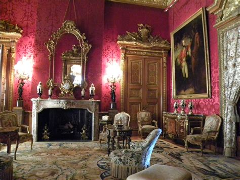 Manor Interiors by Waddesdon Manor