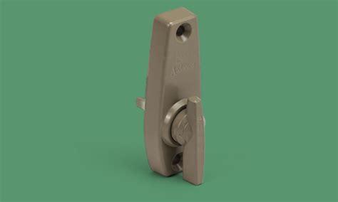 82 049 Andersen Thumb Latch 3 Panel Swisco Com Andersen Sliding Glass Door Replacement Parts