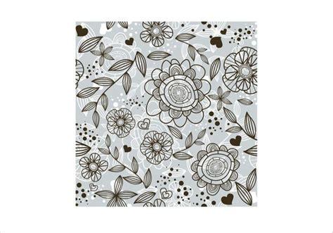 flower doodle ai 31 doodle patterns free psd ai eps vector format