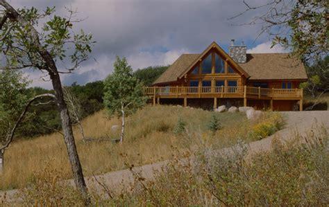 pricing montana log homes