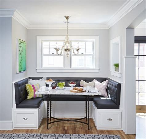banquette breakfast nook breakfast nook martha o hara interiors breakfast nooks
