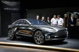 Aston Martin Dbx Aston Martin Dbx Crossover New Pictures Autocar