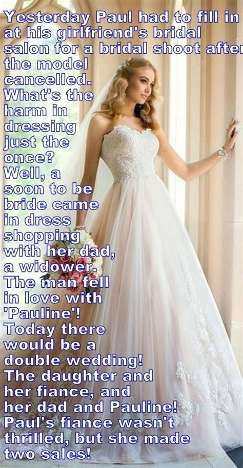 sissy wedding stories the 122 best images about tg captions brides on pinterest