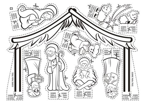 printable nativity scene to color printable bible finger puppets newhairstylesformen2014 com