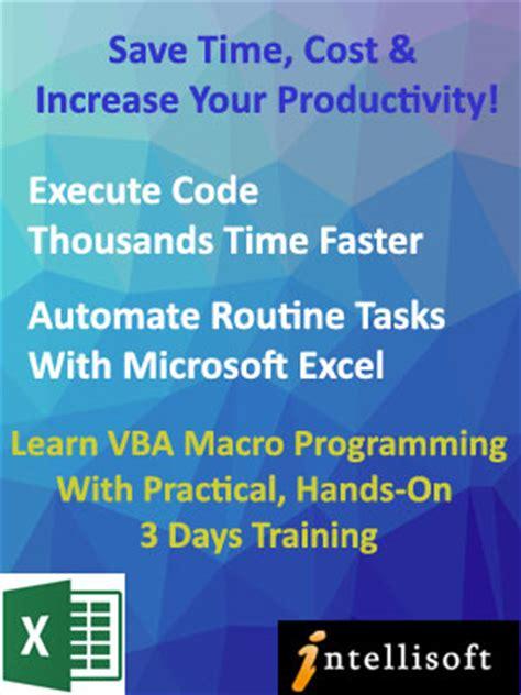 learn microsoft excel vba master excel 2003 and 2007 vba programming basics hd full