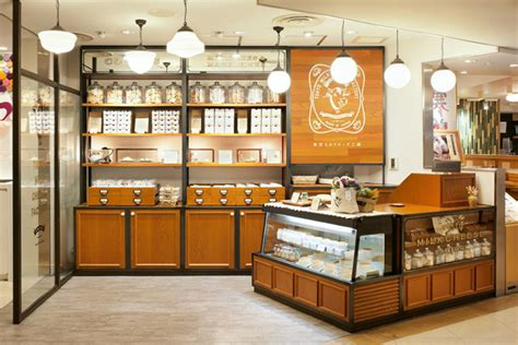 design milk tokyo tokyo milk cheese factory store by specialnormal tokyo