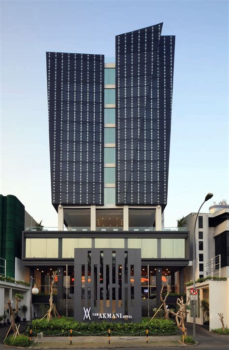 plus design jakarta indonesia akmani botique hotel tws partners archdaily
