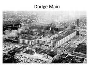 Chrysler Plant Detroit The Real Cause Of Detroit S Fiscal Crisis And Its Solution