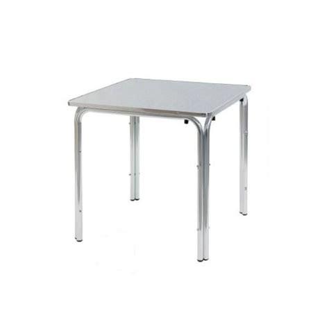 tavoli 80x80 tavolo 80x80 in alluminio