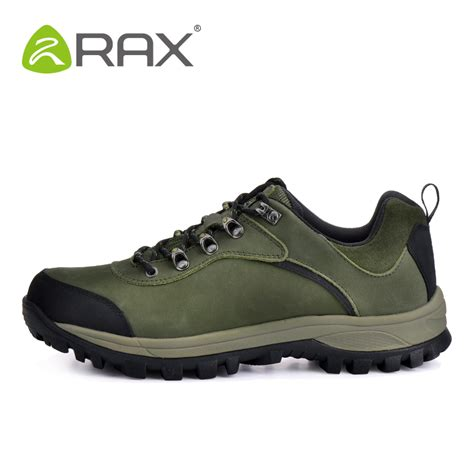 rax genuine leather waterproof breathable lightweight