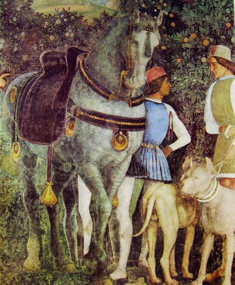 degli sposi mantegna quot degli sposi famigli con cavallo quot mantegna